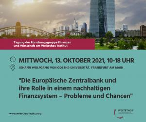 EZB Tagung 2021